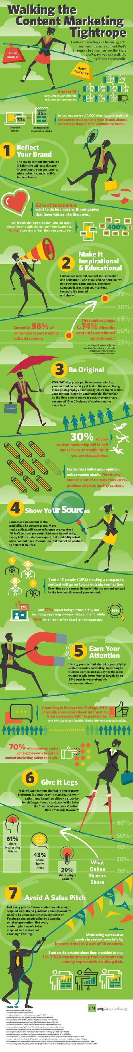 7 astuces pour créer du contenu de marque sans être rejeté par vos lecteurs   Médias sociaux : actualités et pépites du web   Scoop.it