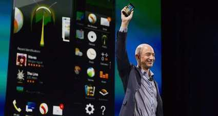 Amazon a présenté son FirePhone | Inside Amazon | Scoop.it