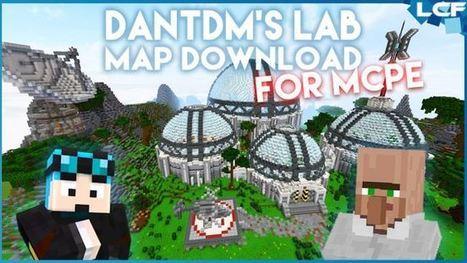 minecraft redstone lab map download