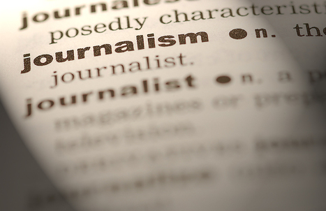 Comment: Journalism is changing but the sky isn't falling - SBS (blog) | Media | Scoop.it