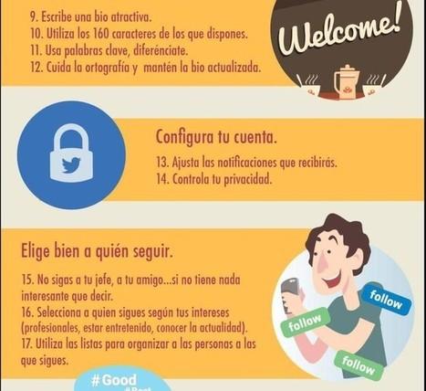 26 consejos para triunfar en Twitter @jugosocial @jestepar | #socialmedia #rrss | Scoop.it