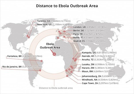 Let's Talk About Geography and Ebola   Haak's APHG   Scoop.it