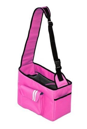 0fa7499c4a0 Pet Life Summit Shoulder Pet Carrier in Pink - Medium