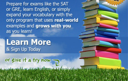 VocabSushi: The better way to build your vocabulary | Contextual Examples From the Daily News | CALL to Teach | Scoop.it