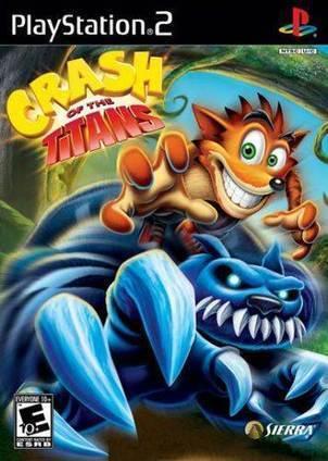 Crash of Titans Platinum (PS2)   Buy PS4 Video Games United Kingdom   Scoop.it