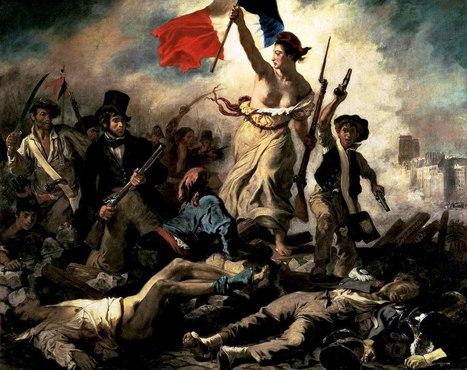 la libertad liberando al pueblo | Bellas Artes | Scoop.it