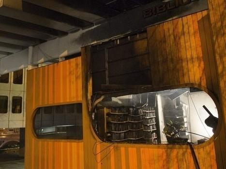 Le feu à la bibliothèque de Lausanne est d'origine criminelle | L'Hebdo | Information Science | Scoop.it