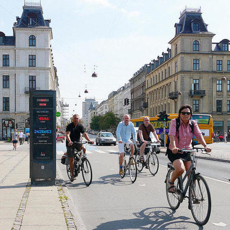 How Copenhagen Became A Cycling Paradise By Considering The Full Cost Of Cars | Smart Cities & The Internet of Things (IoT) | Scoop.it