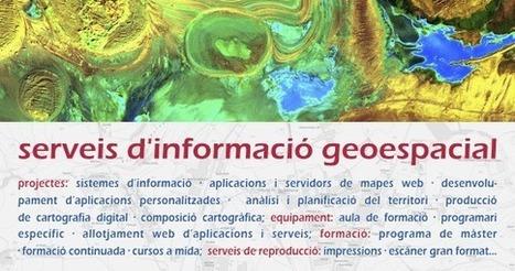 Laboratori d'Informació Geogràfica i Teledetecció [ L I G I T ] | TIG | Scoop.it