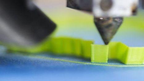 De faux tissus créés avec une imprimante 3D | Post-Sapiens, les êtres technologiques | Scoop.it