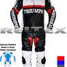 Triumph Daytona Rep Motorcycle Leather Suit