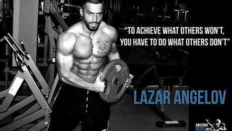 Lazar Angelov HD Wallpaper | Motivation Quote | Bodybuilding Tips   Health  U0026 Nutrition   Bodybuilder