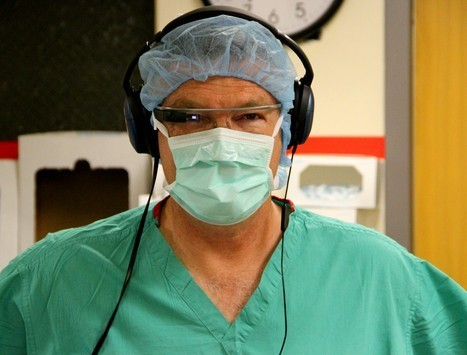 First American Surgery Transmitted Live Via Google Glass | Amazing Science | Scoop.it