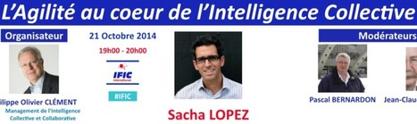 21 octobre - L'agilité au coeur de l'intelligence collective et collaborative - Google+ | Co-innovation, co-création, co-développement | Scoop.it