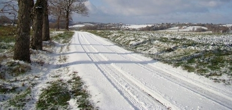 Météo : la neige de retour en Basse-Normandie | La Manche Libre | Actu Basse-Normandie (La Manche Libre) | Scoop.it