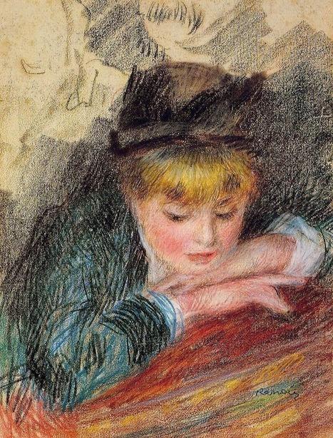 Pierre Renoir un impresionista muy especial. | Rebollarte | Scoop.it