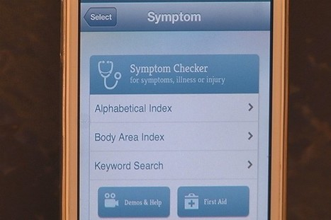 New hospital apps to help your health - Central Florida News 13 | Medical Apps | Scoop.it