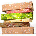 Cheeseburger wrapping paper becomes internet hit | Show Prep | Scoop.it