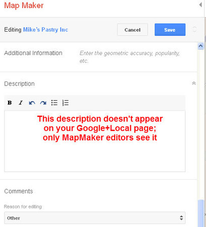 Google MapMaker 101 for Local Business Owners   LocalVisibilitySystem.com   Google Places (Google + Local)   Scoop.it