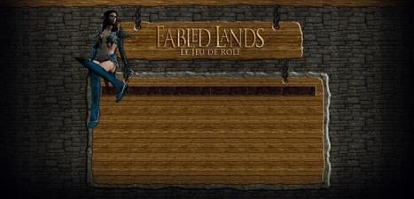 Fabled Lands le jeu de rôle VF | JdR Francophone | Scoop.it