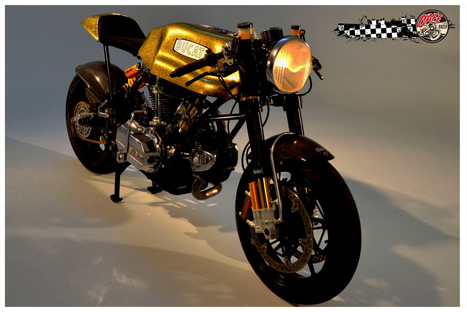 Ducati.net | Set your DVR - Ducati on Cafe Racer TV TONIGHT! | Desmopro News | Scoop.it