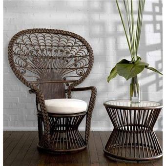 fauteuil emmanuelle chaise osier rotin faut. Black Bedroom Furniture Sets. Home Design Ideas