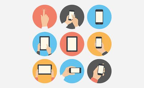 Web design: 6 tendances fortes pour 2014 | FrenchWeb.fr | Docteur Smartphone | Scoop.it