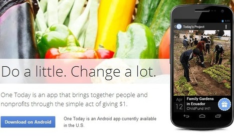 Google Rolls Out New Way for Nonprofits to Collect Donations | Social Media for Charities | Scoop.it