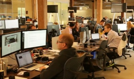 5 Five great Tips on how to increase Productivity in the Modern Open Office | Business Training Courses | Scoop.it