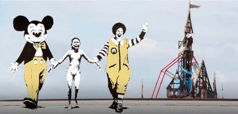 Dismaland : L'expo secrète de Banksy prend forme au Royaume-Uni | Coaching & Creativity | Scoop.it
