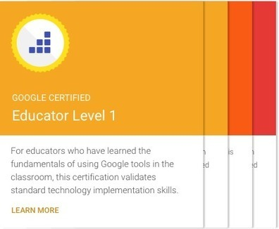 Google for Education Training Centre - a platform for Educational Practitioners' CPD | technologies | Scoop.it