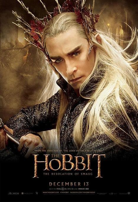 Seven New THE HOBBIT: THE DESOLATION OF SMAUG Character Banners - Comic Book Movie | 'The Hobbit' Film | Scoop.it