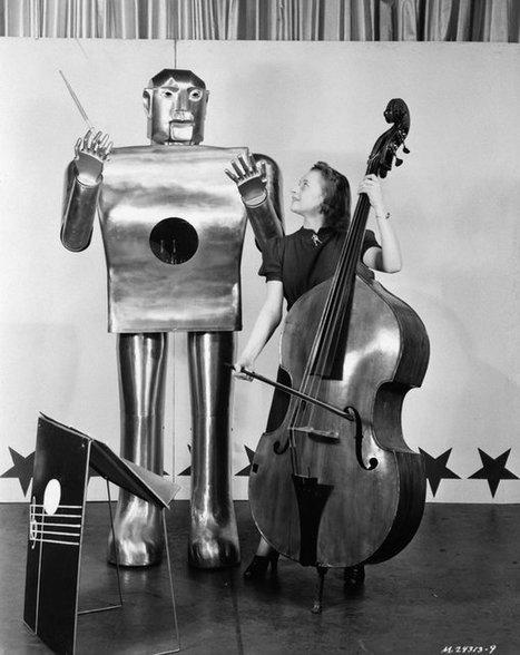 Bot or Not? by James Gleick | Twitter Bots | Scoop.it