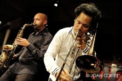 Miguel Zenón y Laurent Coq: Rayuela (Jamboree, Barcelona, 2013-05-02) | JAZZ I FOTOGRAFIA | Scoop.it
