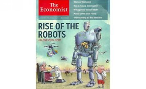 The Economist 14-page Special Report: Rise of the Robots—Cool! | Robohub | singularity+ | Scoop.it
