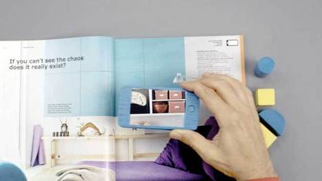 Ikea adds smartphone apps and augmented reality to its newest catalog | Augmented Reality Stuff For You | Scoop.it