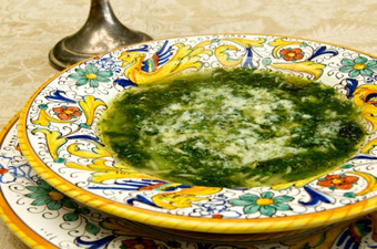 Minestra di riso e cicoria - Chicory and Rice Soup | As You Want Dishes | Scoop.it