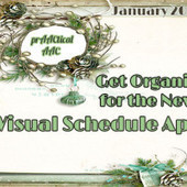 Get Organized for the New Year- 5 Visual Schedule Apps | AAC Apps | Scoop.it