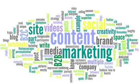 Nine Habits Of Highly Engaging Content Marketers   Business 2 Community   Content Marketing for Small Business   Scoop.it