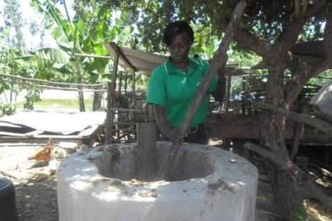 Kenya biogas push asks women to get their hands dirty | Gender matters | Scoop.it