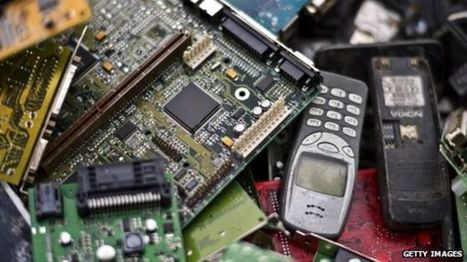 Microwaves and dishwashers dominate e-waste mountain | The Future of Water & Waste | Scoop.it