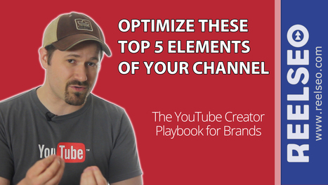 5 Ways to Optimize Your Content Marketing Videos on YouTube [Creators Tip #139] | The many ways authors are using Apple's iBooks Author and iBooks2 | Scoop.it