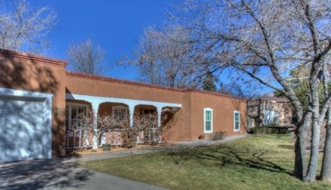 Tanoan Home for Sale at 9415 Oakmont Rd NE - Albuquerque Real Estate Buzz | Albuquerque Real Estate | Scoop.it