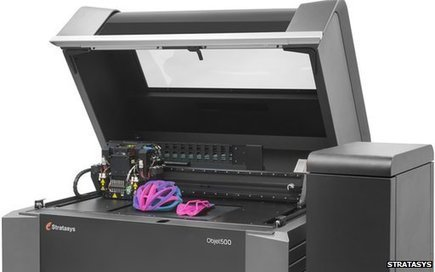 Multi Material 3D printer unveil by Stratasys | Digital Design and Manufacturing | Scoop.it