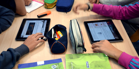 Our Future Depends On Putting Tech Education At The Core | IPads in school | Scoop.it