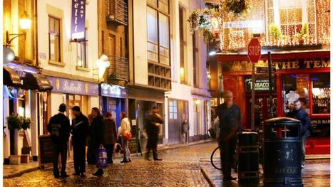 Temple Bar listed among world's 10 most disappointing locations - Irish Times | Ireland Travel | Scoop.it