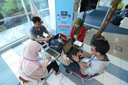 Indonesia's Social Media Elections | In Asia | What on Earth | Scoop.it