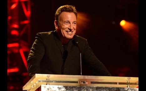 Grammy Museum, Woody Guthrie Center Launch Springsteen Exhibit - Grammy.com | Bruce Springsteen | Scoop.it