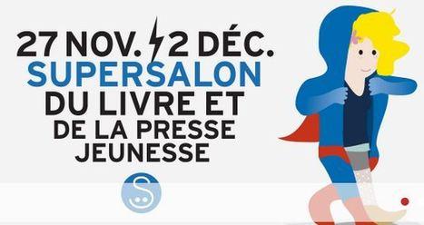 Supersalon du livre et de la presse jeunesse - Les Cahiers pédagogiques | Must Read articles: Apps and eBooks for kids | Scoop.it