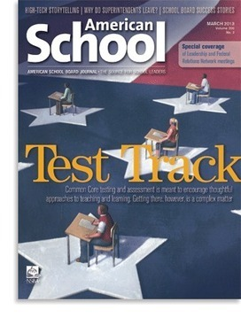 A Truly Foundational Change: Testing and Common Core | Common Core State Standards for School Leaders | Education Leadership | Scoop.it
